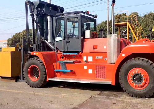 16-25吨LG系列大吨位内燃叉车