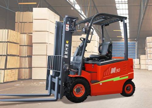 1-3.5吨N系列蓄电池叉车