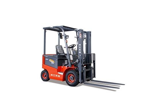E系列1.5/1.8吨蓄电池平衡重式叉车