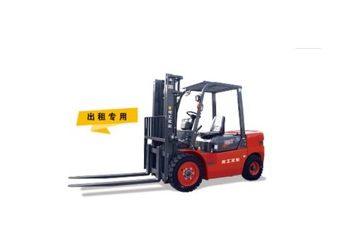 出租专用3.5吨内燃平衡重式叉车